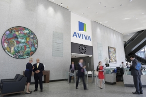Aviva_reception