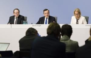 Mario Draghi ECB 8 December