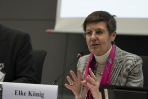 Elke Koenig SRB from ECB new