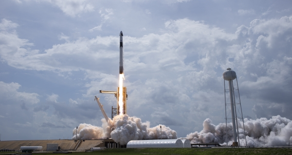 SpaceX Nasa Bill Ingalls